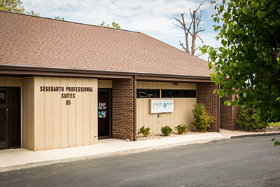 Phaup Chiropractic Center Building
