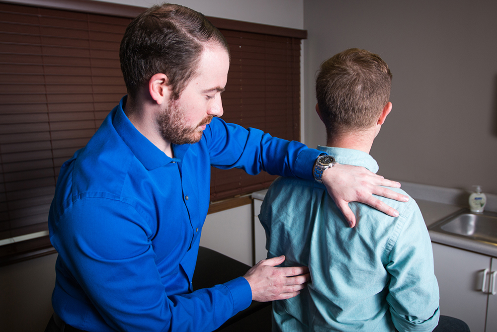 Phaup Chiropractic Center Services